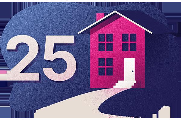 Protection hypothécaire 25 ans